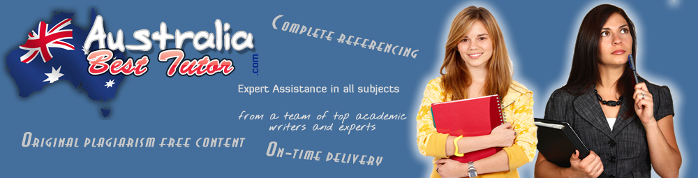 Australia Best Tutor provides best assignment help