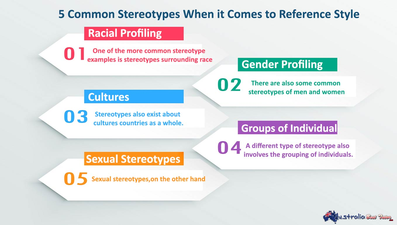 5 Common Stereotypes When It Comes To Reference Style