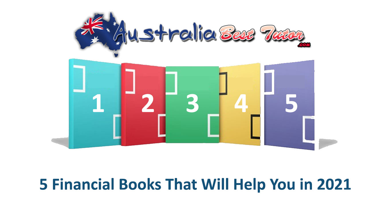 5 Financial Books That Will Help You In 2021