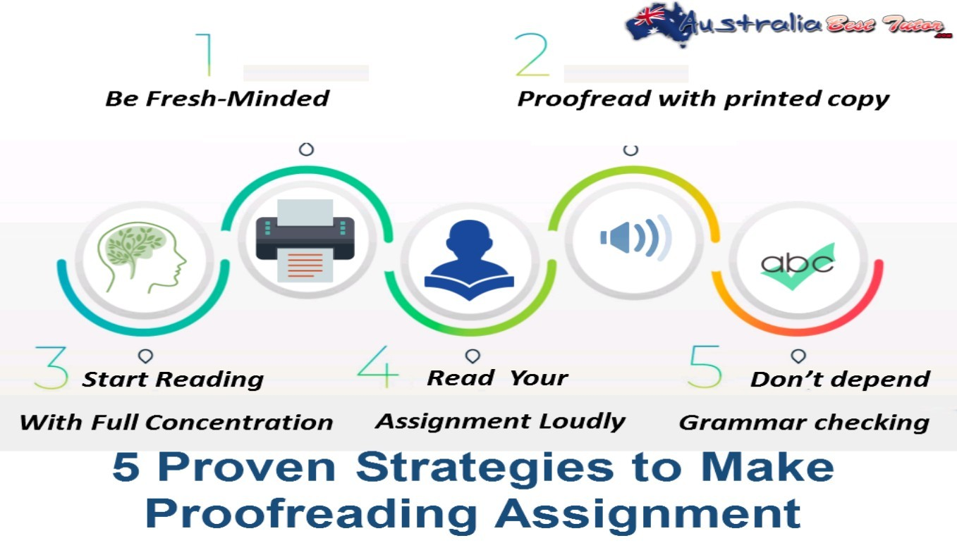 5 Proven Strategies to Make Proofreading Assignment