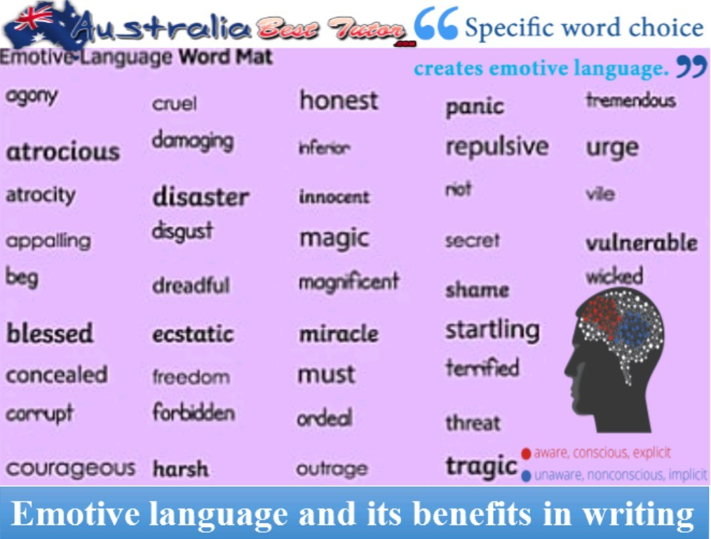 Emotive Language And Its Benefits In Writing