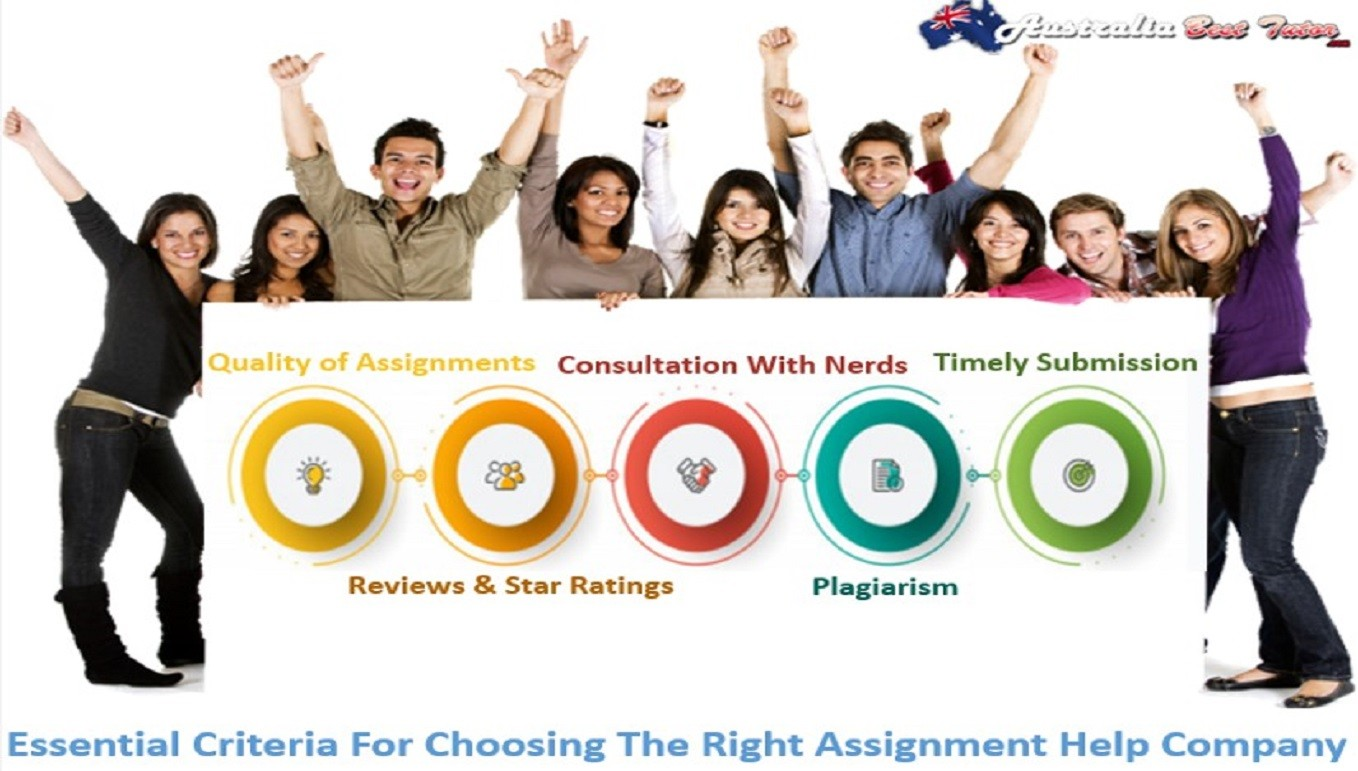 Essential Criteria For Choosing The Right Assignment Help Company