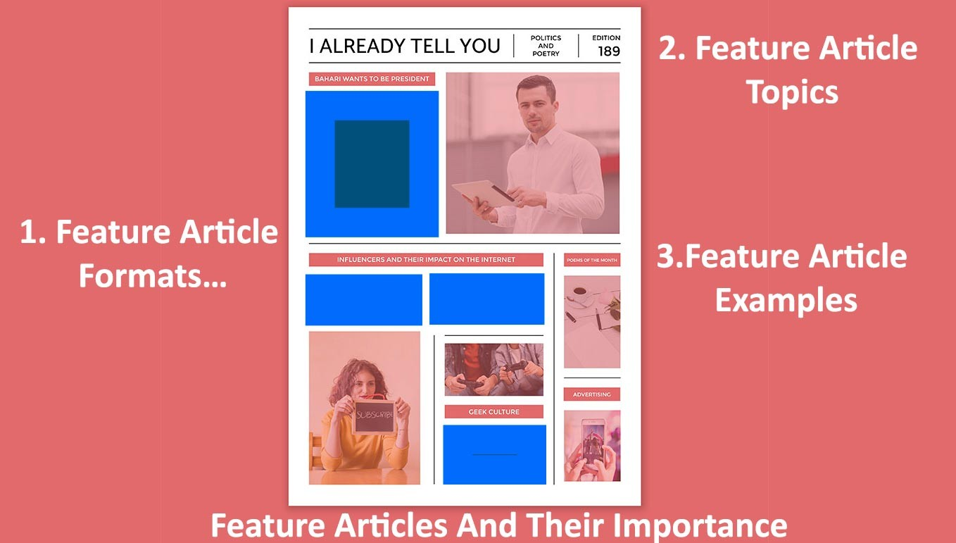 Feature Articles And Their Importance