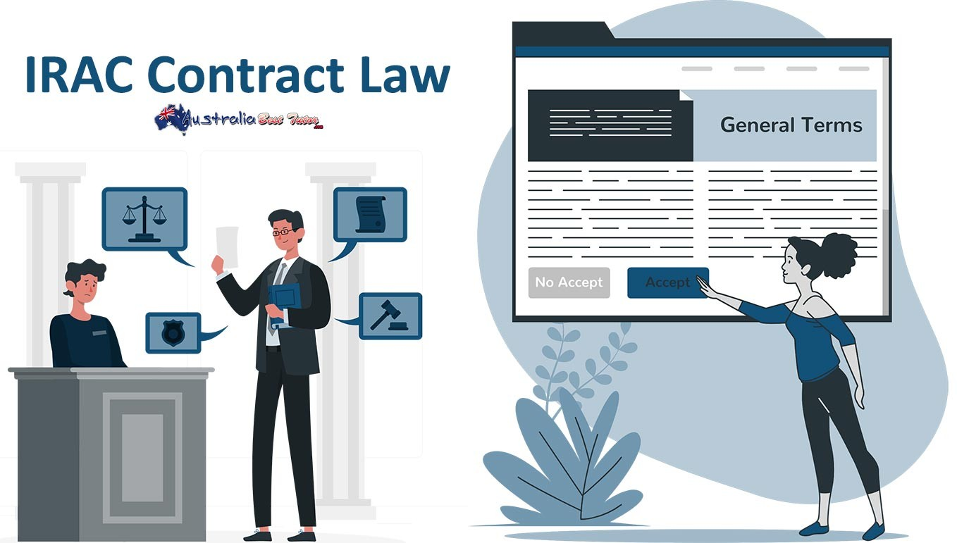 IRAC Contract Law Question Answer tricks