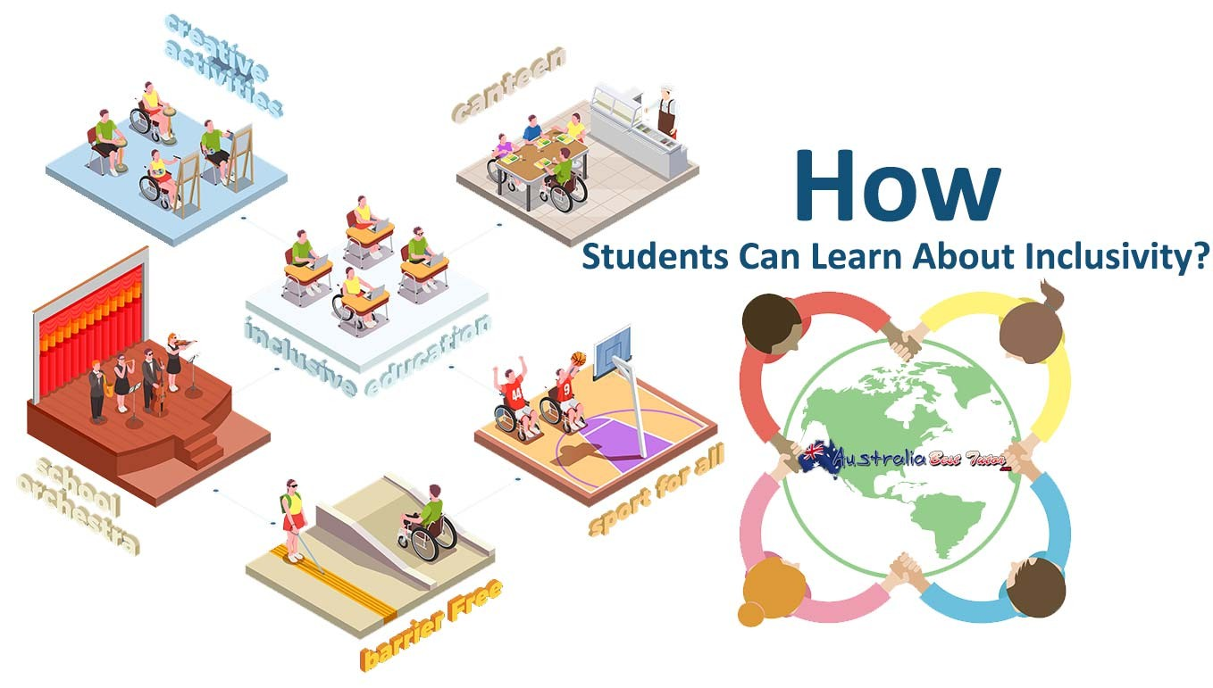 How Students Can Learn About Inclusivity