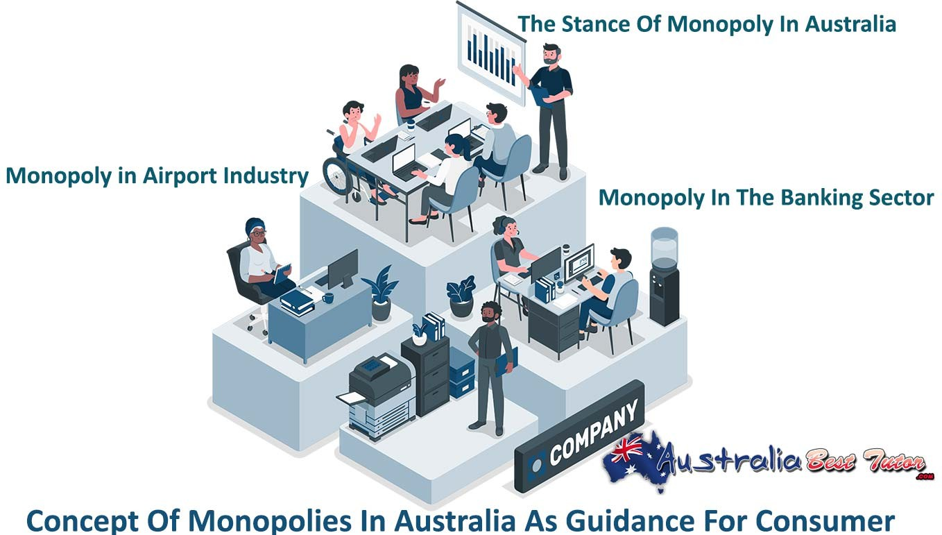 Concept Of Monopolies In Australia As Guidance For Consumer