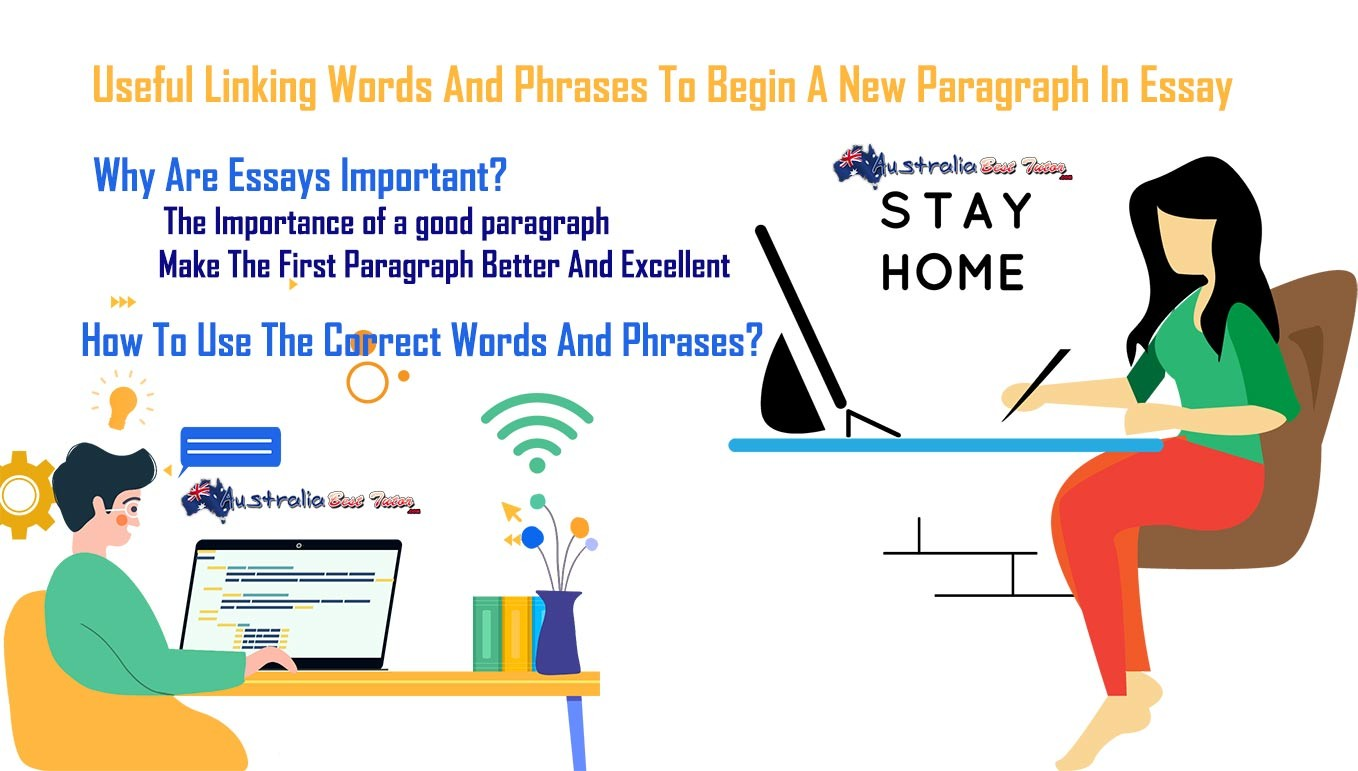 Useful Linking Words And Phrases To Begin A New Paragraph In Essay