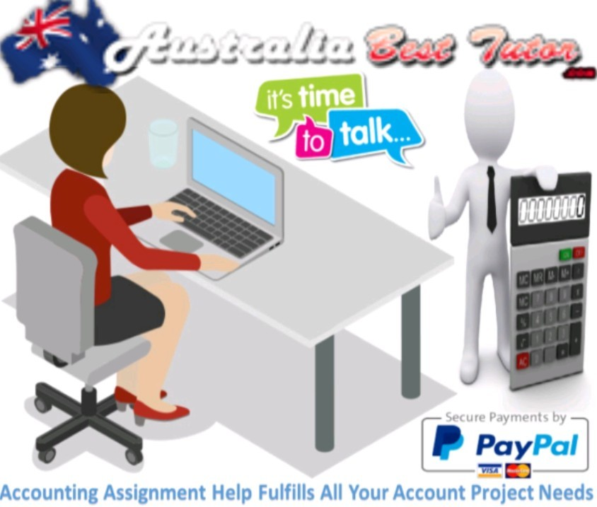 Accounting Assignment Help Fulfills All Your Account Project Needs
