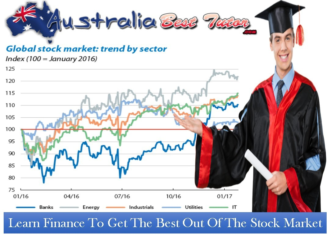 Learn Finance To Get The Best Out Of The Stock Market