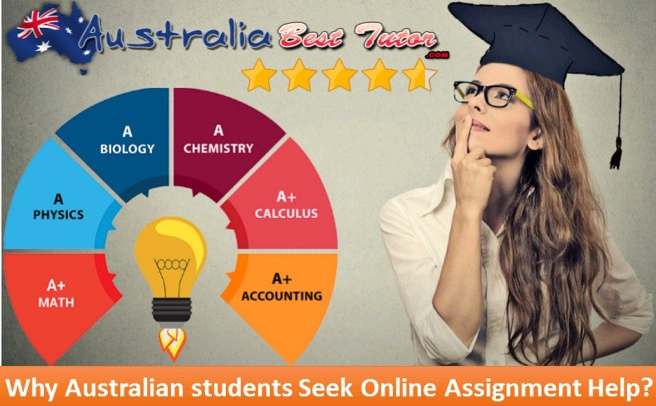 Why Australian students Seek Online Assignment Help