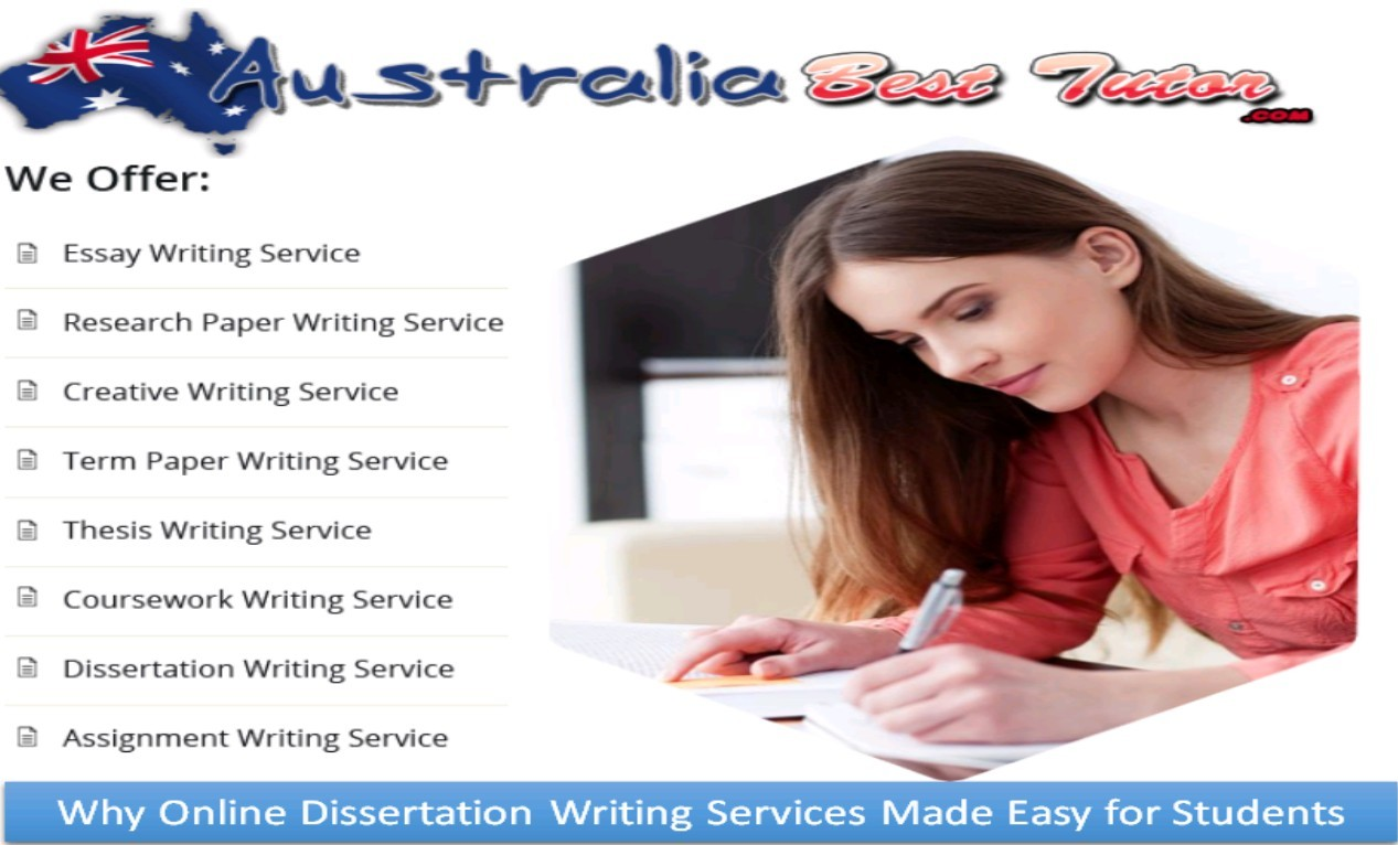 Why Online Dissertation Writing Services Made Easy for Students