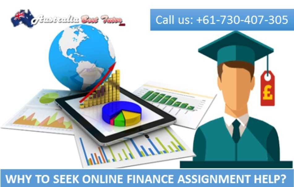Why to Seek Online Finance Assignment Help?