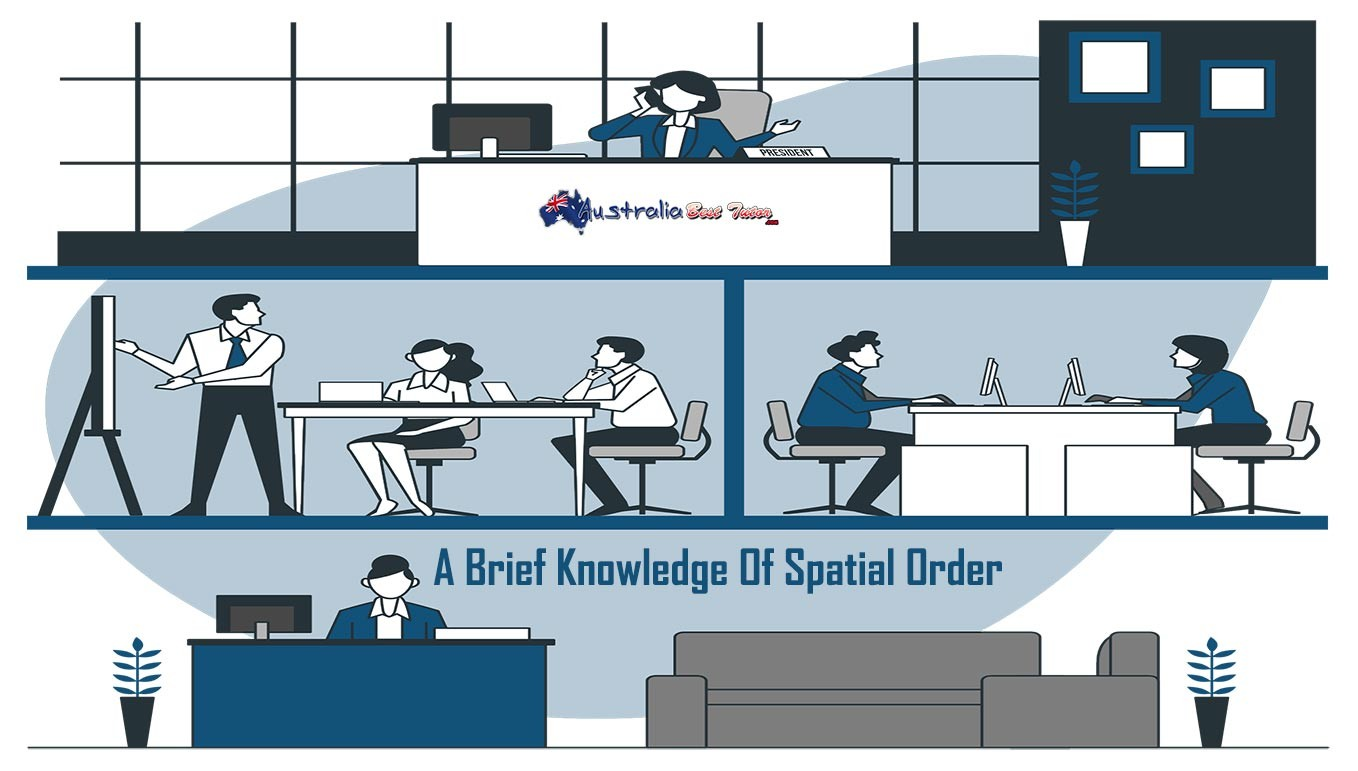 A Brief Knowledge Of Spatial Order